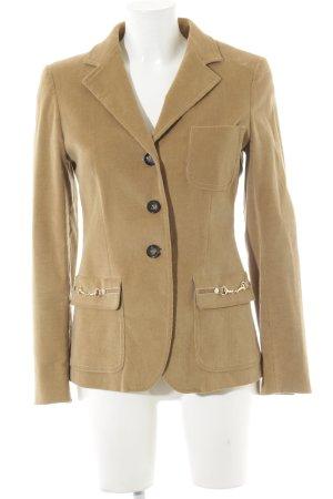MaxMara Weekend Blazer stile Boyfriend color cammello-marrone scuro Stile Brit