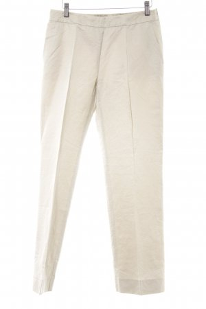 MaxMara Weekend Pantalón de pinza crema look casual