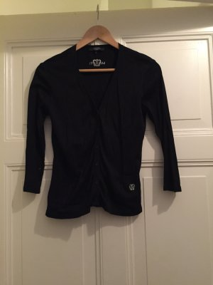 MaxMara Weekend Cardigan schwarz Gr. XL