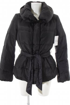MaxMara Weekend Daunenjacke schwarz Casual-Look