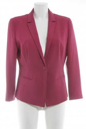 MaxMara Weekend Jerseyblazer magenta Business-Look