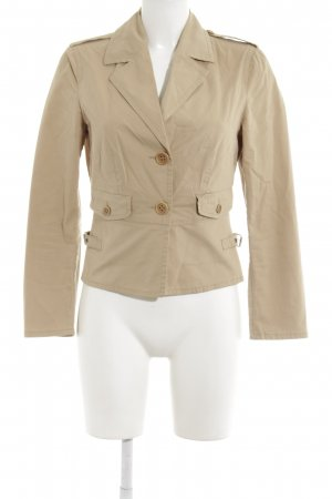MaxMara Weekend Kurz-Blazer camel Casual-Look