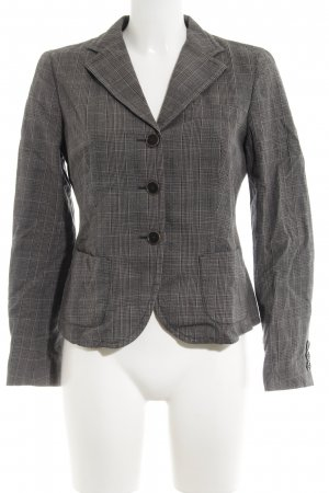 MaxMara Weekend Kurz-Blazer Karomuster Business-Look