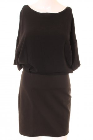 MaxMara Weekend Kurzarmkleid schwarz Elegant