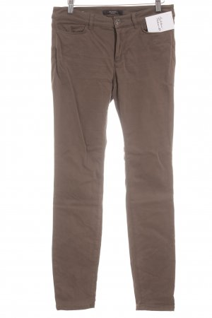 MaxMara Weekend Skinny Jeans ocker Casual-Look