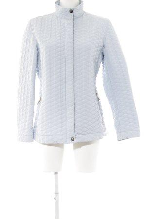 MaxMara Weekend Veste matelassée bleu clair-bleu azur style classique