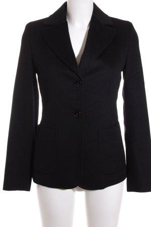 MaxMara Weekend Wool Blazer black classic style