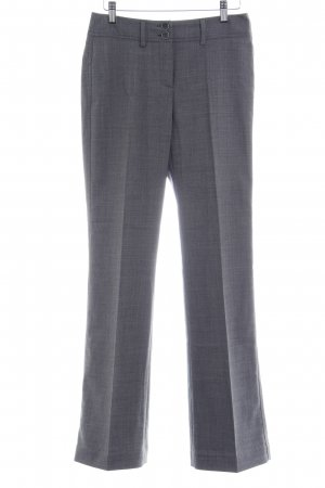 MaxMara Weekend Wollhose grau Business-Look