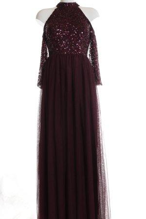 Maya Sequin Dress red casual look