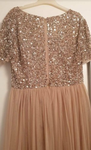 Maya Pailletten Kleid