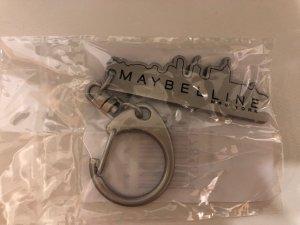Porte-clés argenté