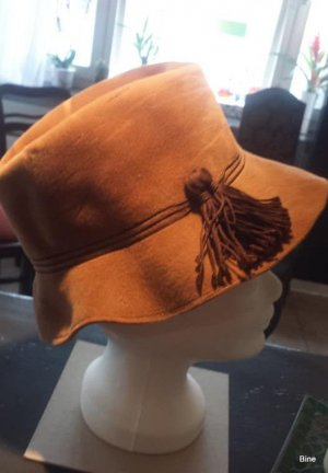 MAYSER Cappello in feltro marrone