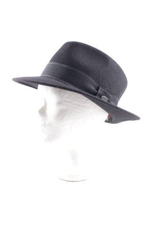 MAYSER Woolen Hat black elegant