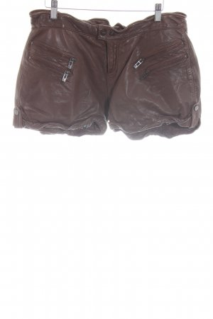 Maze Shorts brown casual look