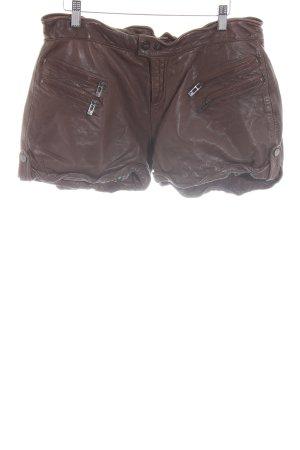 Maze Shorts braun Casual-Look