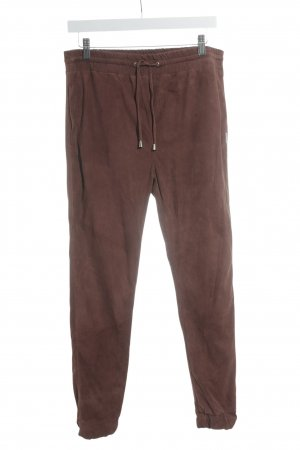 Maze Stoffhose rostrot Casual-Look