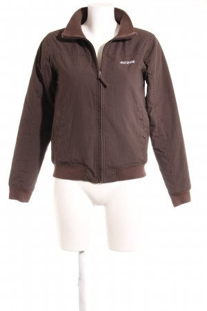 Mazine Outdoorjacke dunkelbraun Casual-Look