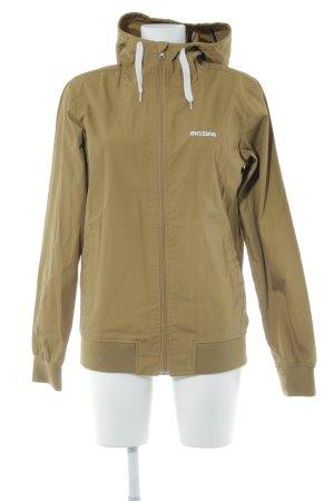 Mazine Outdoor Jacket green grey-sand brown casual look
