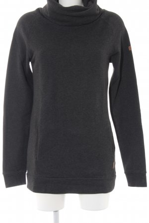 Mazine Turtleneck Sweater anthracite simple style