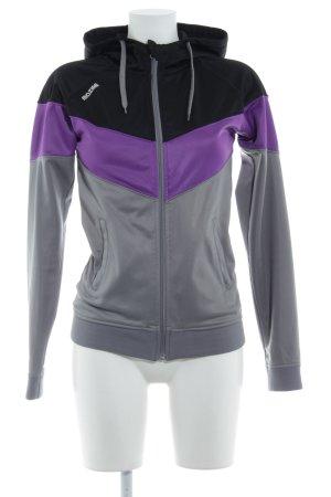 Mazine Sportjacke mehrfarbig 80ies-Stil