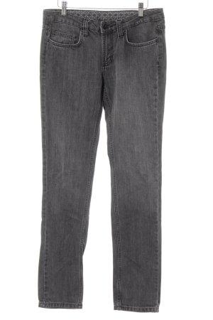 Mazine Straight-Leg Jeans grau-hellgrau Casual-Look