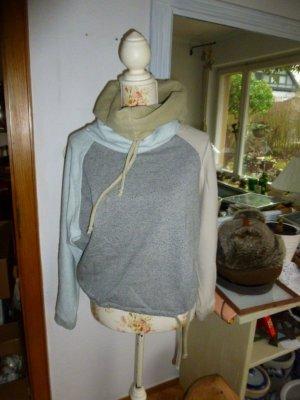 Mazine Jersey con capucha gris claro-gris verdoso