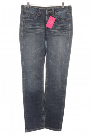 MBJ Slim Jeans blau Casual-Look