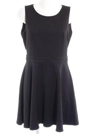 mbyM A-Linien Kleid schwarz Party-Look