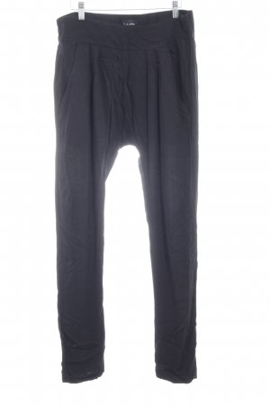 mbyM Baggy Pants schwarz Casual-Look