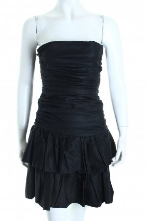 mbyM Bandeaukleid schwarz Party-Look