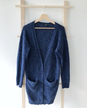 mbyM Knitted Coat blue