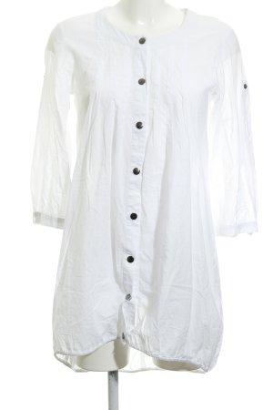mbyM Abito blusa camicia bianco stile casual