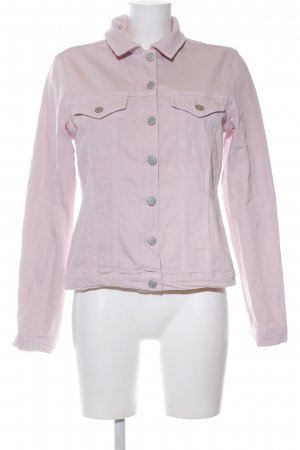 mbyM Jeansjacke pink Casual-Look