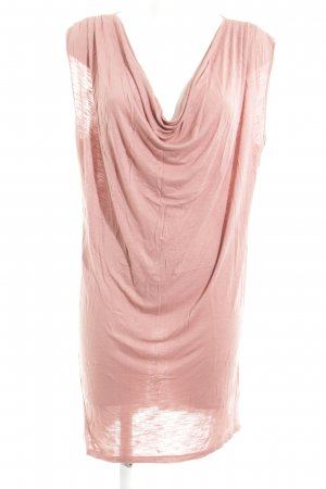 mbyM Jerseykleid pink Casual-Look