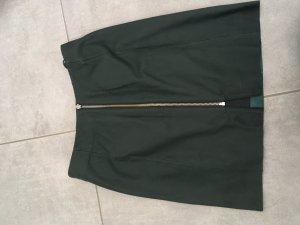 mbym Lederrock mit Zipper 'Vidrik'