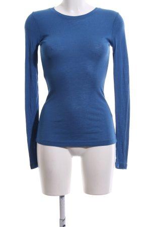 mbyM Longsleeve blau Casual-Look