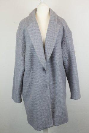 mbyM Mantel Coat Wollmantel Gr. M blau