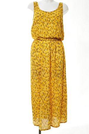 mbyM Vestido largo estampado floral look casual