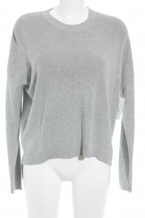 mbyM Crewneck Sweater light grey casual look