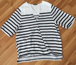 mbyM Shirt im Maritim-Look Gr. 36