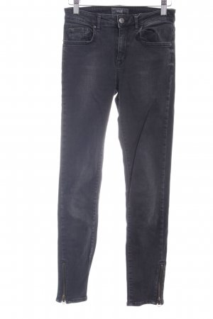 mbyM Skinny Jeans dunkelgrau Casual-Look