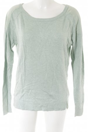 mbyM Strickpullover mint Casual-Look