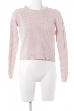 mbyM Strickpullover rosa Casual-Look