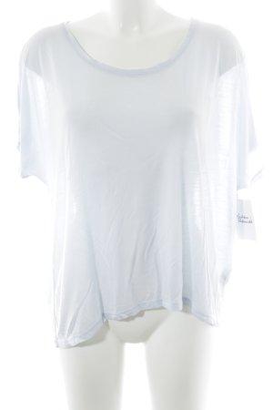 mbyM Sweatshirt himmelblau Casual-Look