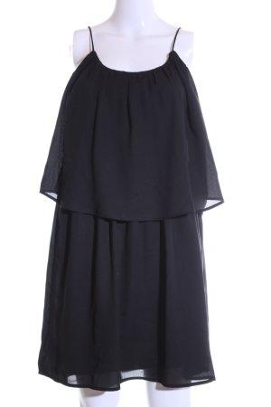 mbyM Trägerkleid schwarz Elegant