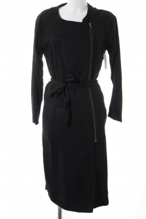 mbyM Trenchcoat schwarz Casual-Look