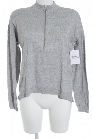 mbyM Pull marin gris clair style simple