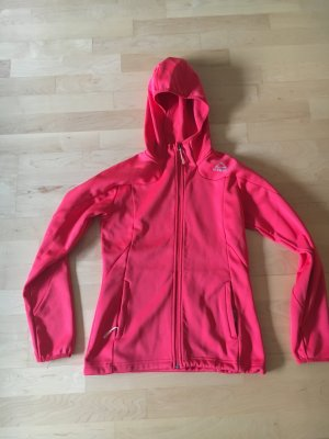 Softshell Jacket brick red