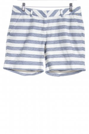 McGregor Shorts weiß-blau Marine-Look