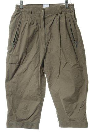 McKinley Pantalone a 3/4 grigio-verde stile casual